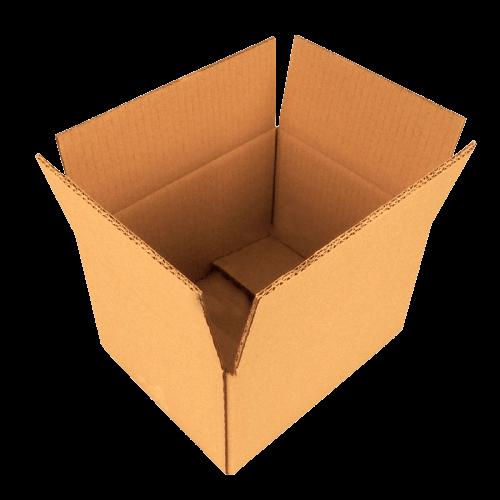 Carton double cannelure 25 x 20 x 15 cm