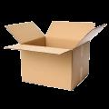 Carton simple cannelure 40 x 30 x 27 cm
