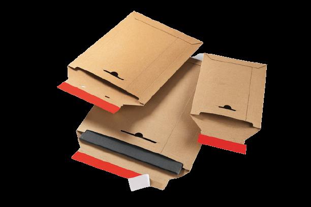 Enveloppe cartonnee