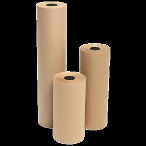 Rouleau papier kraft écologique