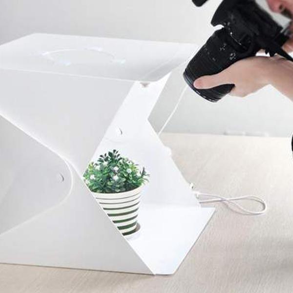 Studio photo portable packshot